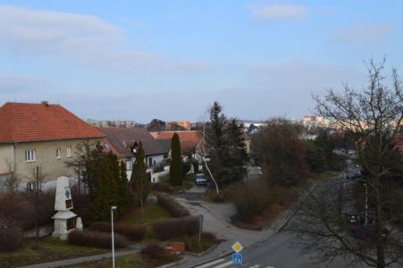 Kovářova 39 - pohled z okna